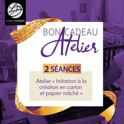 BON CADEAU - Stage créatif (5h)