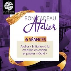 BON CADEAU - Stage créatif (15h)
