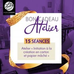BON CADEAU - Stage créatif (37h30)